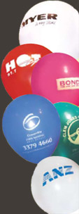 Corporate Printed Balloons